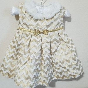 Infant Holiday dress 6M
